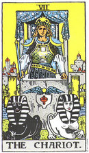 Tarot The Chariot